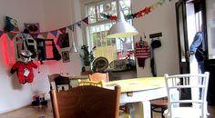 Divoké matky - Hybesova P8 Cozy Cafe, Prague Czech Republic, Cafe Interior, Spaces, Bed, Furniture, Home Decor, Coffee Cozy, Home Furnishings