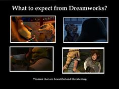 What to expect from Dreamworks? by ShyViolet911.deviantart.com on @deviantART