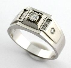 Men's ring mens wedding ring platinum ring for men fashion jewelry 2013