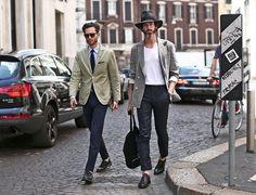 Mens street style fashion // casual menswear