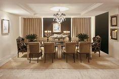 Casa Cor 2007/2008/2009 – Salas de Jantar | Acervo de Interiores