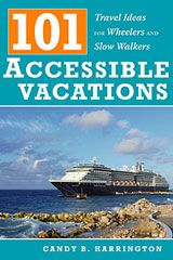 101 Accessible Vacations book- focuses on the vacation planning needs of wheelchair-users and slow walkers. Billed as an accessible vacation idea book with substance, this unique guidebook contains destination information on over 101 cities, lodging options, national parks, tourist attractions and recreational activities around the world.