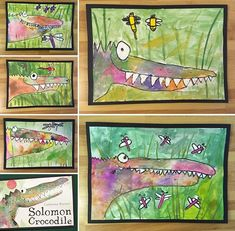 Ideas spring art projects for elementary students book Spring Art Projects, Art Projects For Teens, Toddler Art Projects, Spring Crafts, Kindergarten Art, Preschool Art, Primary School Art, First Grade Art, Animal Art Projects