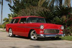 ◆1955 Chevy Nomad Wagon◆