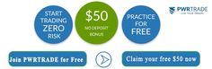 LeTechs Binary Options No Deposit Bonus _ $50 free No Deposit Bonus-PWRTRADE