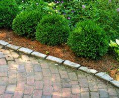 Using Landscape Edging