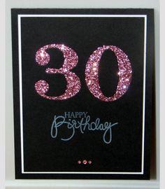 Glitz, Glam && 30!