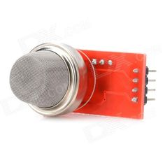 MQ2 High Sensitivity Gas Smoke Detector Sensor - Red + Silver. Model MQ2 Quantity 1 Color Red + silver Material PCB board Features Adjustable sensitivity Specification Input voltage: 5 +/- 0.2V; DOUT: Digital signal output; LED lights on when detected gas; AOUT: analog signal output, the output is the analog value of detected voltage; GND: Power supply negative pole; Application Suitable for home / industry gas and smoke detection using Packing List 1 x Gas smoke detector board. Tags…