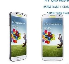 S4 gps MTK6515 Quad band Dual Camera Smart Phone wifi android 4.2 cellulare