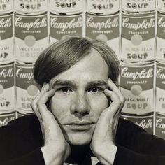 How Andy Warhol Used a Can of Soup and a Dead Starlet to Launch His Legendary Career. Ever wonder how the paladin of Pop came to Campbell's Soup and Marilyn Monroe for inspiration? Here's the real story behind the era-defining artworks.