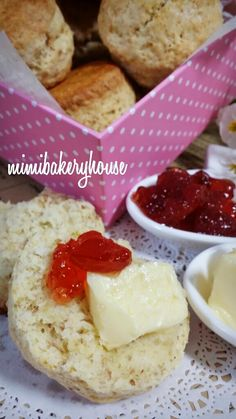 MiMi Bakery House: Wholemeal Scones