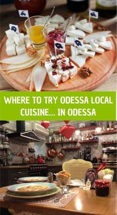 Talking about variations of eating traditions inside Ukraine, Odessa local cuisine can, for sure, be the most authentic one. Odessa is a place where nationalities, traditions and religions meet each other to create something really incredible. That's why there are no words to describe the spirit of this city and the taste of its traditional food. You can only feel it, live it and enjoy it.  To make sure you choose just right places to experience this culture, we found 7 restaurants of Odessa…