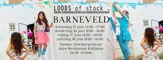 Sample & Stock Sale Barneveld -- Barneveld -- 15/06-18/06