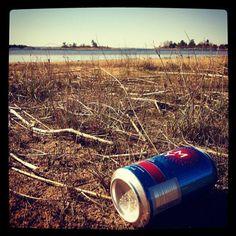 beach garbage...clean it up!