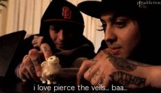 pierce the veil funny moments | Tumblr