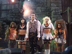 Beetlejuice Graveyard Revue, Universal Studios, Orlando.