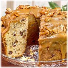 Savannah's Candy Kitchen Praline 7'' Pound Cake