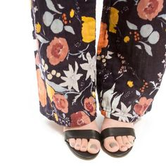 Oceanside Pants from Blank Slate Patterns, via Indiesew! | Right Sides Together