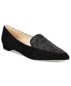 Nine West Abay Pointed-Toe Flats