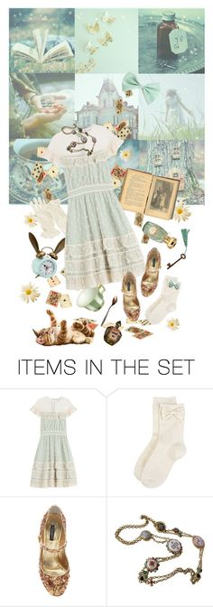 """""""#254. [Alice]"""" by yuuurei ❤ liked on Polyvore featuring art, Alice, aliceinwonderland and characteraesthetic"""