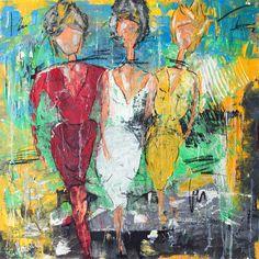 Maximilian - Acryl on Canvas