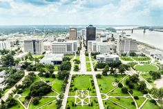 March Housing Madness: Leading Markets Index Shows 59 Metros at or above Normal | RISMedia_metro_area_Baton_Rouge