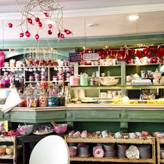 Most lovely café in Germany - Café Remmers in Norden: vintage, rice, miss etoile, bakery