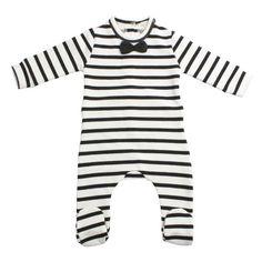 Babysuit - Breton-Little Moustache