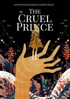 The Cruel Prince - Holly Black designer project - unofficial edition] designer: Afterblossom Fantasy Book Covers, Book Cover Art, Fantasy Books, Book Cover Design, Book Design, Book Art, Cover Books, High Fantasy, Fanart