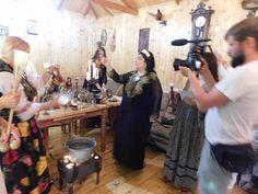 Vrăjitoarele din București au filmat pentru televiziunea din Moscova | Vrajitoare Online Cel mai mare Portal de Vrajitoare din Romania Mai, Portal, 18th