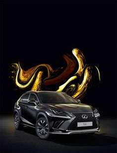 The Lexus NX SUV. Lead At Every Turn. Sharp Edged Exterior And Fun
