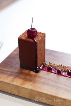 Black Forest Gateau chocolate mmmm