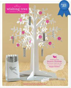 Un árbol de los deseo para tu boda