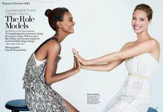 Glamour Magazine - The Role Models