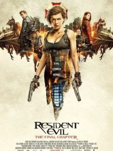 Milla Jovovich, Ali Larter, Iain Glen, William Levy, and Ruby Rose in Resident Evil: The Final Chapter Movies And Series, All Movies, Latest Movies, Movies Online, Movie Tv, Action Movies, Action Film, Watch Movies, 2017 Movies