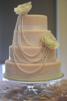 Cake by Cakes with Attitude and photographed by Stephanie Moore Photography