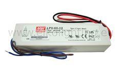 Napájací zdroj DC 12V/5A, 60W IP 67