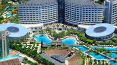 The Royal Wings Hotel in Turkey is perfect for couples and families looking for a fun filled holiday to Lara Beach. from Antalya Airport. Beach Resorts, Hotels And Resorts, Best Hotels, Top 10 Tourist Destinations, Hotels In Turkey, Luxury Private Jets, Great Hotel, Hotel Reservations, Cheap Hotels