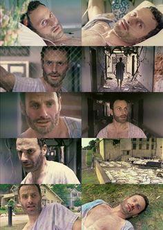 "S1E1 ""Days Gone Bye"" | Rick Grimes | The Walking Dead (AMC)"
