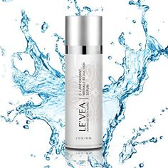LE'VEA Concentrated Vitamin C E Serum Professional Formula for Wrinkle Reduction and Repair with Powerful Antioxidant Face Wrinkle Serum - 1 fl oz Anti Aging Serum, Vitamin C, Skin Care Tips, Special Deals, Masks, Amazon, Link, Image, Skin Tips
