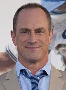 Christopher Meloni, actor, known for his work in Law & Order: SVU. (University of Colorado at Boulder)