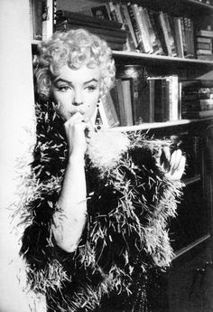 """Marilyn Monroe on the set of the """"Seven Year Itch"""" 1955"""