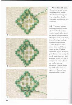 Gallery.ru / Foto # 59 - Donatella Ciotti - Hardanger Embroidery - CrossStich
