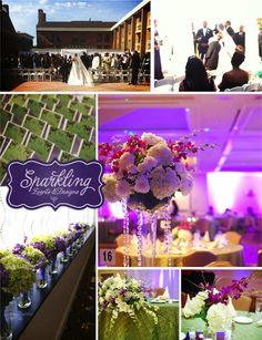 Purple And Green Wedding Ideas   Purple-and-Green-Wedding-Ideas