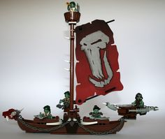 Lego Ship, Table Lamp, Photo And Video, Green, Photos, Home Decor, Lego Boat, Table Lamps, Pictures