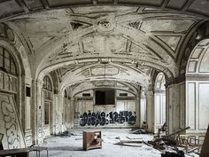 The Ruins of Detroit by Philip Jarmain