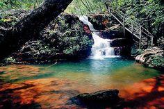 chapada-imperial esse lindo lugar fica no Distrito Federal Brasil, o nosso país tem muito a nos oferecer :) deu vontade de viajar