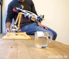 Circuito Io : Pranked moving tissue box circuito hackster