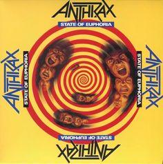 Cerita dibalik semua Cover album ANTHRAX