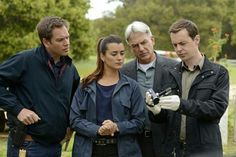 NCIS- My Favorite Show!